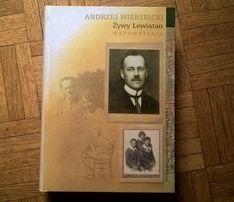 Żywy Lewiatan. Wspomnienia, Andrzej Wierzbicki