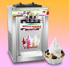 3 flavour ice cream machines now in Nelspruit