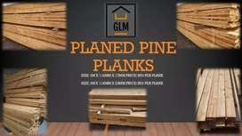 Pine Planks - Raw or Planed