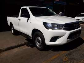 Toyota Hilux GD6 2.4 R 230 000 Negotiable