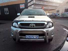 Toyota hilux, model 2006, engine 3.0D4D, mileage 108,000km