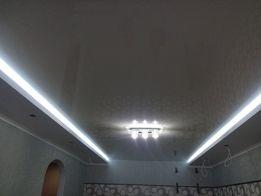 Натяжные потолки без запаха качественно!