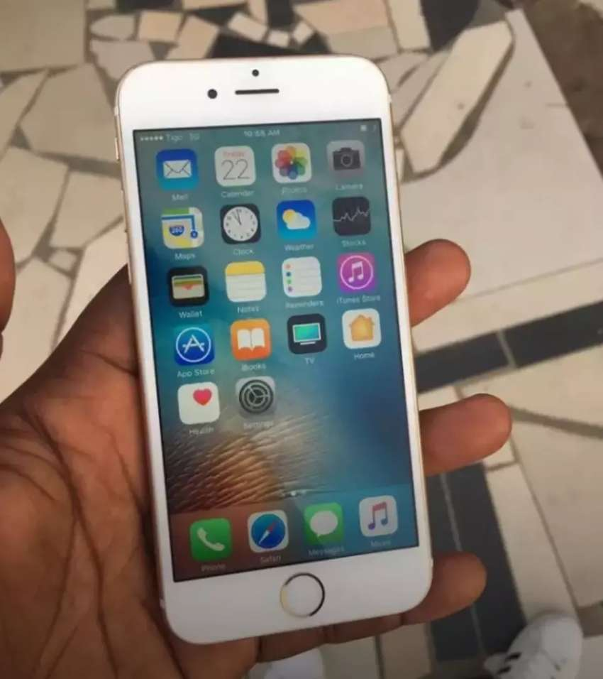 Iphone 6s 64gb 0