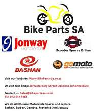 Image of Bigboy Bashan Gomoto and MotoMia Spares -- BikeParts-Sa.co.za