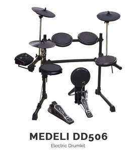 Medeli Electric Drumkit + NUX Amplifier