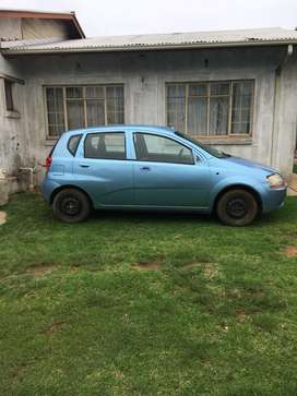 Im selling my chev aveo as it si