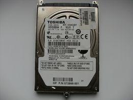 Dysk Toshiba 160GB MK1656GSY zewnętrzny