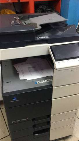 Konica Minolta B601 and C454e for Sale