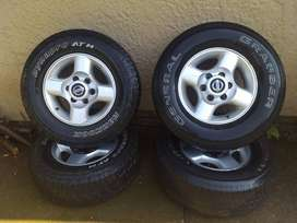 """Tyres For Sale - 15"""" Hankook Dynapro ATM"""
