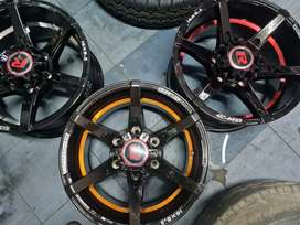 16 and 17 inch bakkie rims