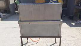 Gas Chips Fryer For Sale