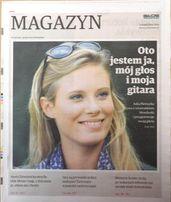 Magazyn 2014 Julia Pietrucha, Grzegorz Markowski