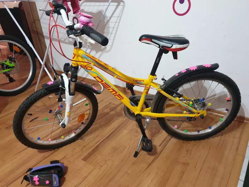 Bicykel Dema detsky 0