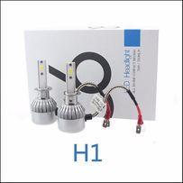 Светодиодные LED C6 лампы H1, H7
