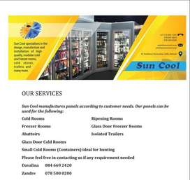 Promotion Cold Rooms for sale!!