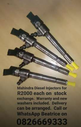 Mahindra diesel injectors at an affordable price