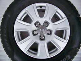 Felgi aluminiowe 5x112 ALUFELGI 16 AUDI Q3 A4 Super Stan