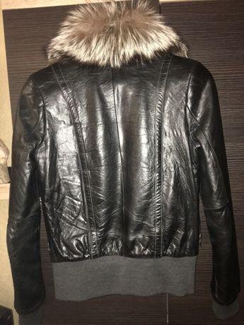 Кожаная куртка Обухов - изображение 2
