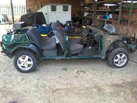 VW Golf 1.4 Convertable / Beachbuggy