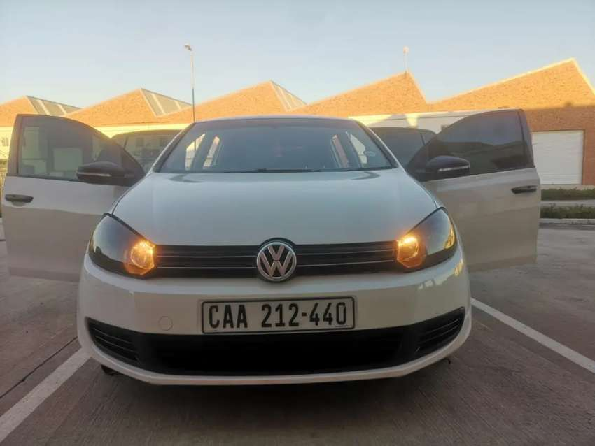 2012 Golf 6 for sale URGENTLY 0