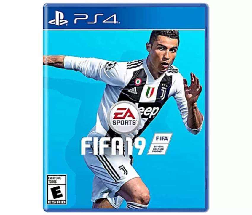 EA Sports PS4 FIFA 19 Standard Edition 0