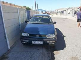 Golf mark 3 to sell