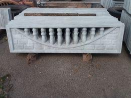 Забор ,Еврозабор , забор бетонный 140грн