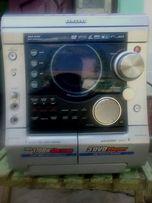 Продам SAMSUNG MAX-DJ550 с dvd
