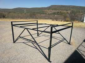 Railings for bakkie. Size 2225x1700