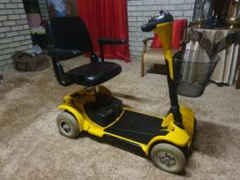 Classic Mobility Scooter (like new)