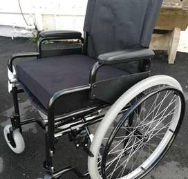 Wheelchair and walking aid