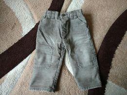 Spodnie 9-12m