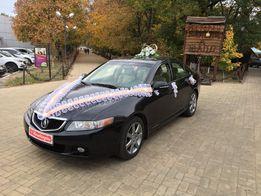 Авто на свадьбу, аренда авто, ACURA TSX