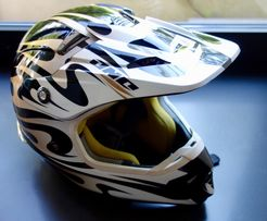 Kask One Industries Kombat Series MD 57 58cm cross