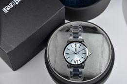 Zegarek damski Just Cavalli model JC1L010M0095 Silver srebrny