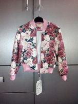Куртка бомбер zironka зирочка р.110 для девочки