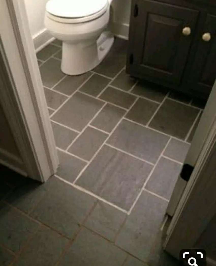 Brighten the grout for your home 0