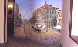Роспись стен, потолков, фасадов любой сложности