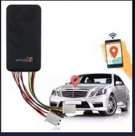 Relay tracking car device.