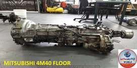 IMPORTED USED MITSUBISHI 4M40 FLOOR GEARBOX FOR SALE AT MYM AUTOWORLD