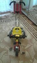 Детский трехколесный велик Profi trike