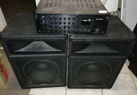 Speakers PA SYSTEM