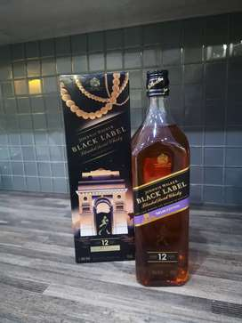 Johnnie Walker Black Label Dheli Edition