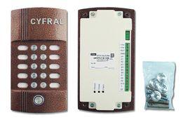 Вызывной блок домофона Цифрал M-10M/T