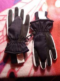 Зимові фірмові рукавички