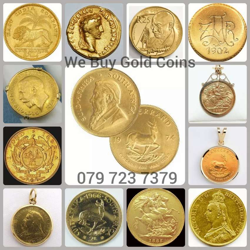 We Buy Gold Coins!!!