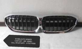 2020 BMW 3 Series 330i Front Bumper Grille Grill OEM 2020.