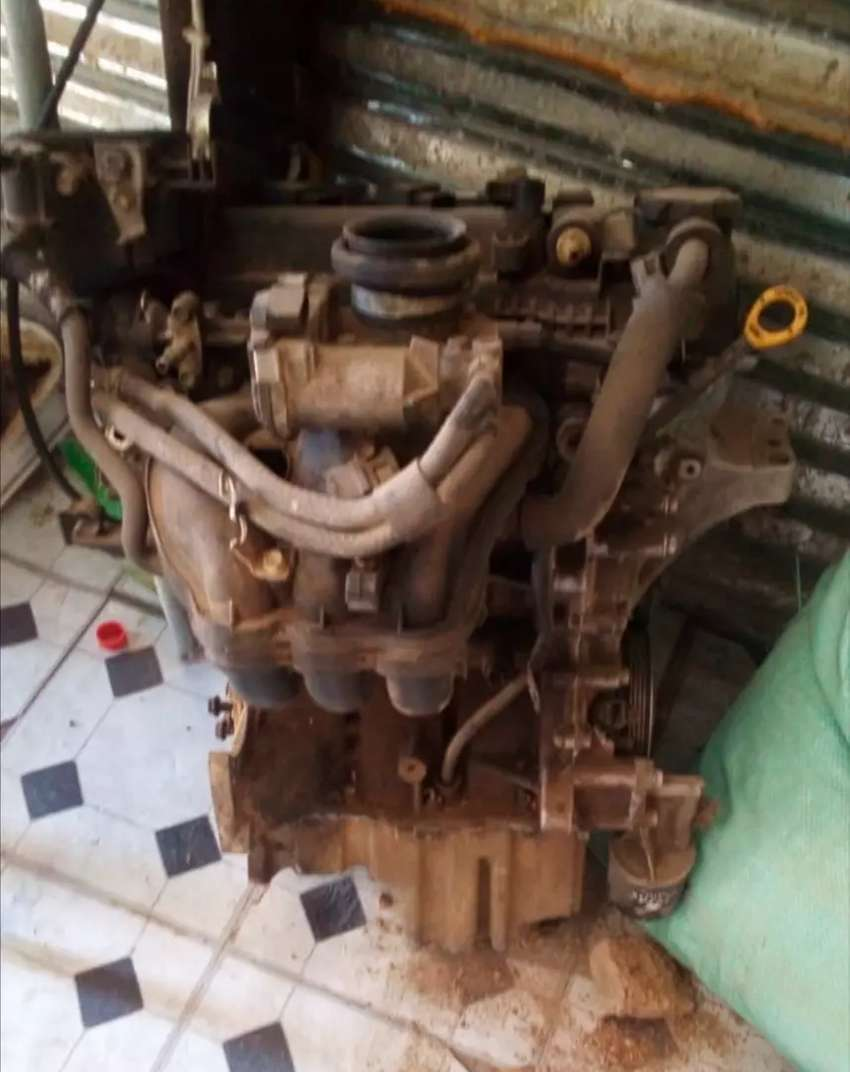 Toyota yaris engine 0