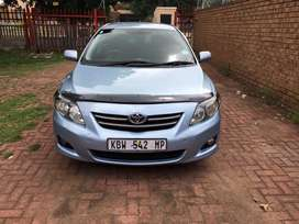 Toyota Professional 2009 in very good condition