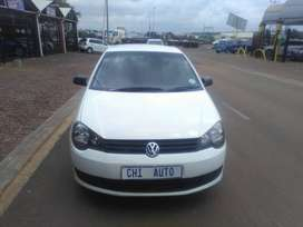2014 VW Polo Vivo 1.4 Tradeline